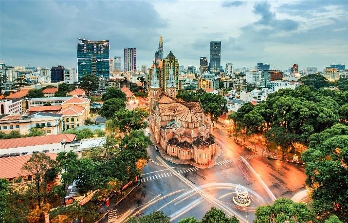 Để TP Hồ Chí Minh trở thành trung tâm tài chính quốc tế...