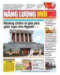Đón đọc Báo Năng lượng Mới số 352+353, phát hành thứ Sáu ngày 29/8/2014