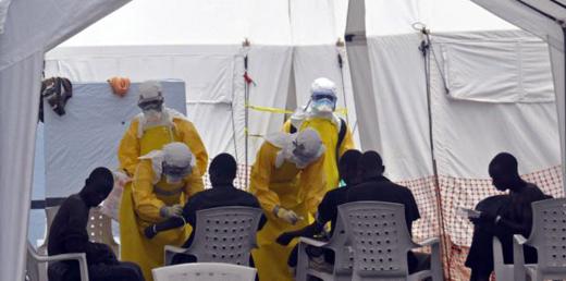 Liberia trước nguy cơ diệt vong vì Ebola