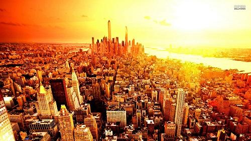 Nếu có New York, New Zealand,... thì