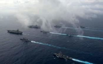 Điều gì xảy ra nếu Mỹ khai chiến với Nga - Trung?