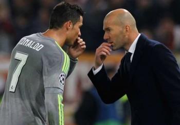 zidane xu tri thong minh vu mau thuan voi ronaldo