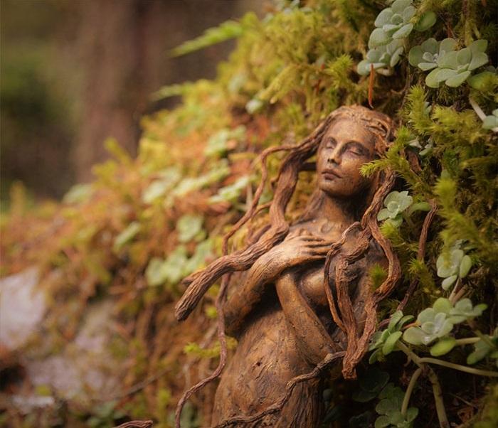 [Chùm ảnh] Những tuyệt tác gỗ lũa của Debra Bernier