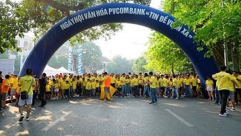 gan 10000 nguoi tham gia di bo trong ngay hoi van hoa pvcombank 2019