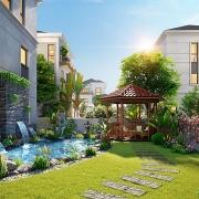 Chọn nhà phố vườn tại Aqua City để sống thư thái giữa phố đô thị tiện nghi