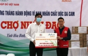 SABIC hỗ trợ nhân đạo cho hơn 1.200 đối tượng bị ảnh hưởng trong dịch Covid-19 tại Việt Nam