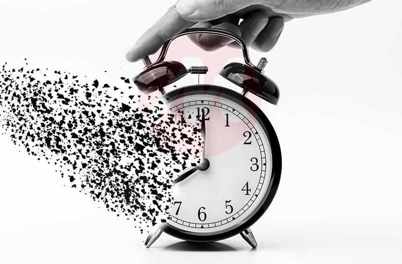 Không còn lãng phí thời gian cuộc đời