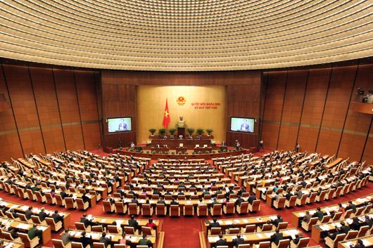 Kỳ vọng ờ kỳ họp Quốc hội lần này
