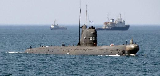 Có gì trong tàu ngầm Zaporozhye Nga trả lại Ukraine?
