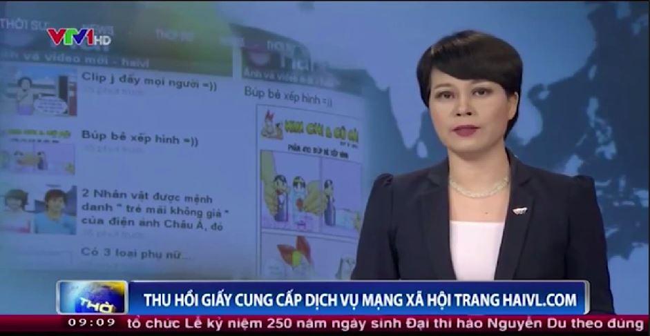 [VIDEO] Hồ sơ vi phạm của HaiVL.com sẽ được chuyển sang cơ quan điều tra Bộ Công an