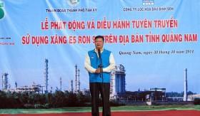 [PetroTimesTV] Quảng Nam phát động phong trào sử dụng xăng E5