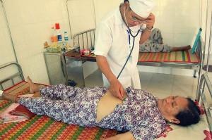 Y tế trên đảo Phú Quý