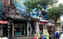 Cháy nổ tòa nhà văn phòng ở Đà Nẵng