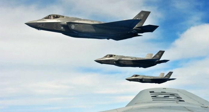 Siêu tiêm kích F-35 hứng đòn choáng váng