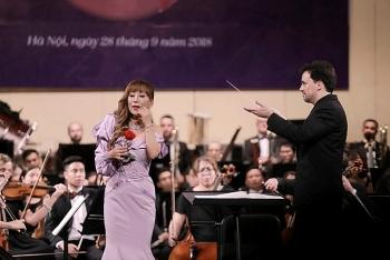 Cảm xúc bùng nổ với đêm khai mạc mùa diễn của Dàn nhạc Giao hưởng Mặt Trời