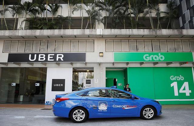 taxi truyen thong giuc bo cong thuong som ket luan vu grab thau tom uber