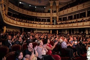 Nghệ sĩ violin giành giải Tchaikovsky 2011 Sergei Dogadin chinh phục người yêu nhạc thủ đô