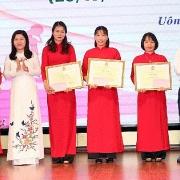 TKV tôn vinh nữ lao động