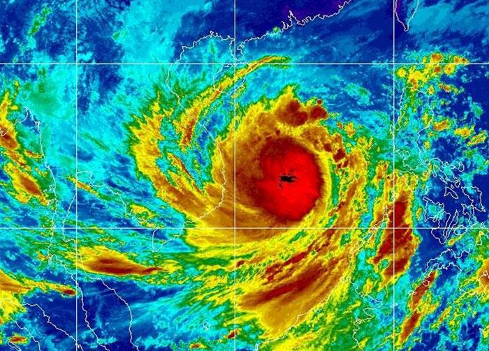Thông báo điều chỉnh lịch khai thác do ảnh hưởng của bão số 9 (Molave)