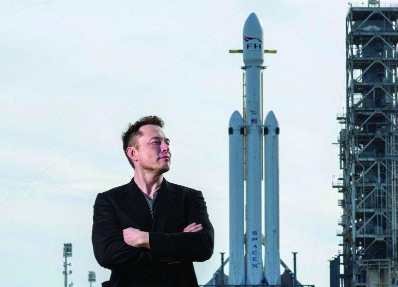 """""""Người đặc biệt"""" Elon Musk!"""