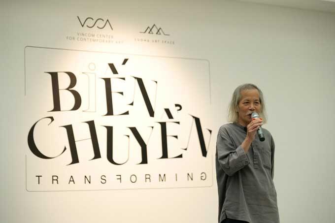 """VCCA mở cửa triển lãm điêu khắc đá """"Biến chuyển/Transforming"""""""