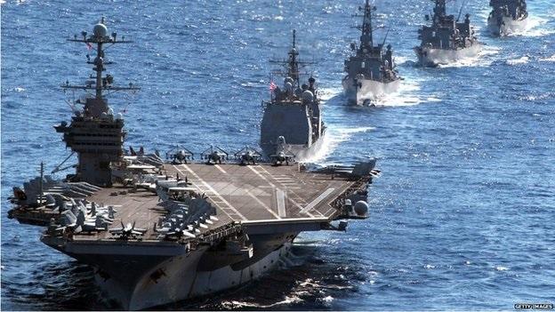 [VIDEO] Hải chiến hiện đại: Tốc độ cao, hỏa lực mạnh, tương tác chặt chẽ (Phần 2)