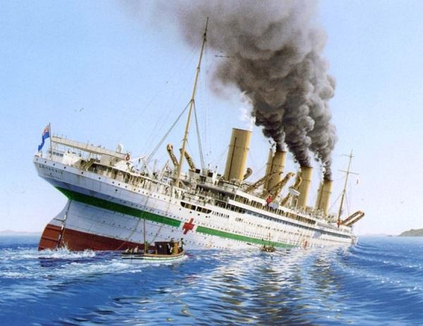 [VIDEO] Ba vụ chìm tàu bi thảm trong lịch sử Hải quân Hoàng gia Anh (Phần 2)