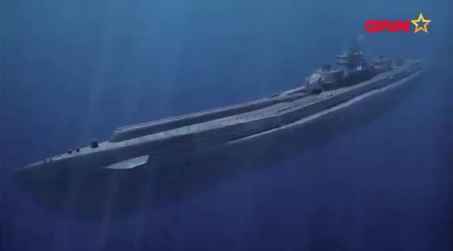 [VIDEO] Hành trình đi tìm siêu tàu ngầm Nhật Bản (Phần 1)