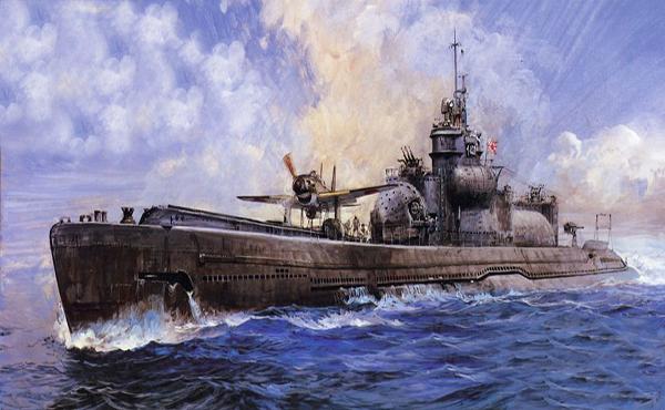 [VIDEO] Lộ diện siêu tàu ngầm lai tàu sân bay Nhật Bản (Phần 2)