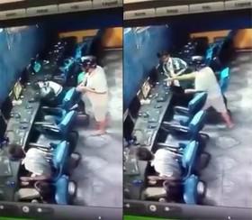 video bo tung lien hoan chuong khi bat qua tang con trai bo hoc choi game