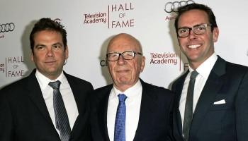 Rupert Murdoch chuyển ngôi vị cho ai?
