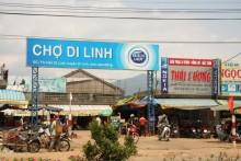 Cấm chợ kiểu Di Linh