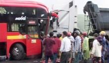 Tai nạn trên đèo Phước Tượng, 9 người bị thương