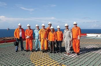 Nước Nga với ngành Dầu khí Việt Nam