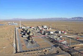 CNPC (Trung Quốc) khoan khai thác thành công tại mỏ khí sâu nhất ở trên đất liền