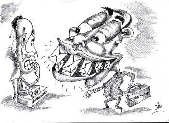 """Kinh doanh liêm chính - Nói """"không"""" với tham nhũng"""