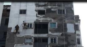 [VIDEO] Sống sợ hãi trong những chung cư chưa hoàn thiện