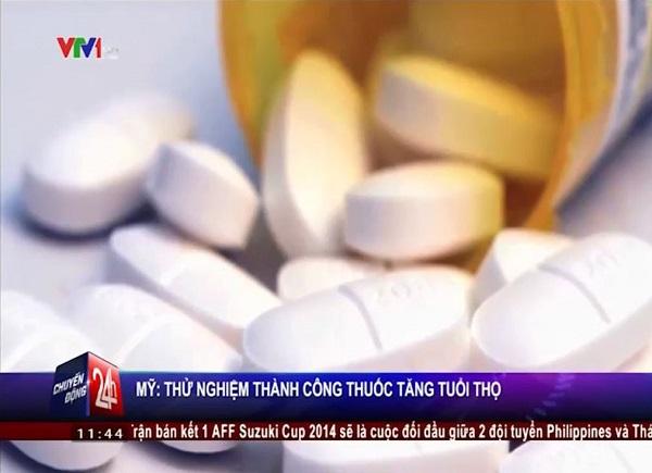 [VIDEO] Phát minh thuốc kéo dài tuổi thọ người tới 120 tuổi