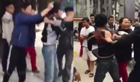 [VIDEO] Nhóm người cao tuổi Hưng Yên đánh trộm tơi bời