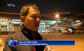 [VIDEO] Kiểm tra hộp đen chuyến bay VN1266 làm rõ nguyên nhân sự cố