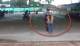 [VIDEO] 'Quái xế' thích thể hiện tông bạn gái nhập viện