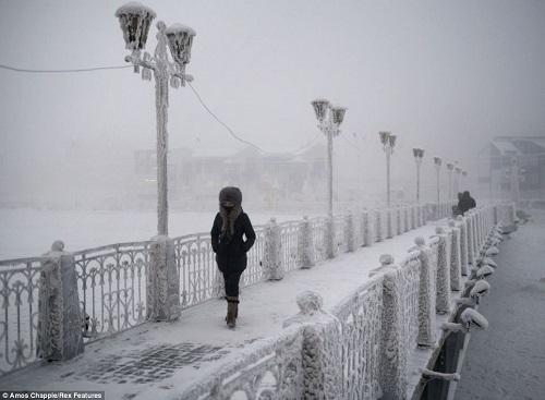[VIDEO] Khám phá ngôi làng lạnh nhất thế giới