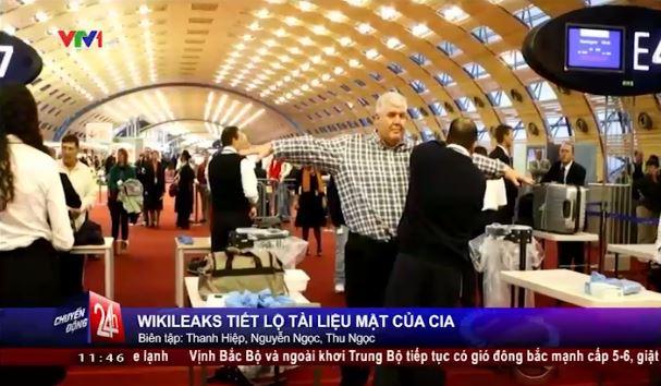 [VIDEO] Lộ tài liệu mật hướng dẫn điệp viên CIA qua mặt an ninh sân bay
