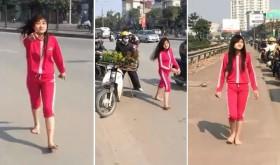 [VIDEO] Cô gái