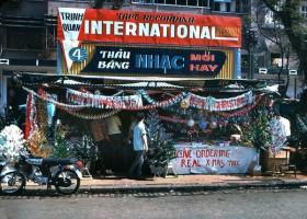 [Chùm ảnh độc] Noel ở Sài Gòn những năm 60