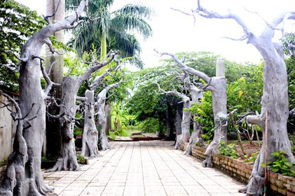 [VIDEO] Ngắm nhà vườn rộng 10.000 m2 của danh hài Giang Còi