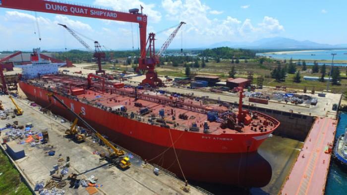 Chuyện trên tàu chở dầu lớn nhất Việt Nam (Kỳ cuối)