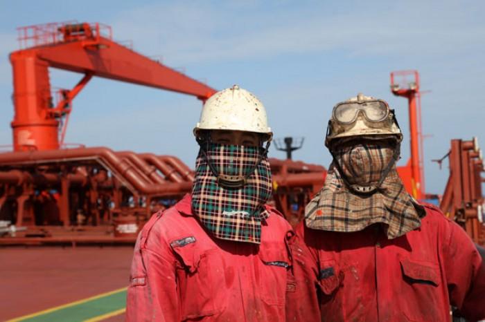 Chuyện trên tàu chở dầu lớn nhất Việt Nam (Kỳ 4)