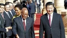 Trung Quốc đang tính gì ở châu Phi?