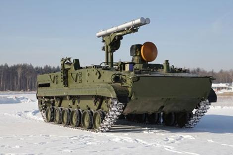'Hoa cúc vàng' - sát thủ tấn công số 1 của Nga